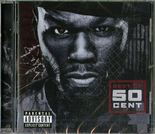 50 Cent<br>Best Of<br>CD, Comp